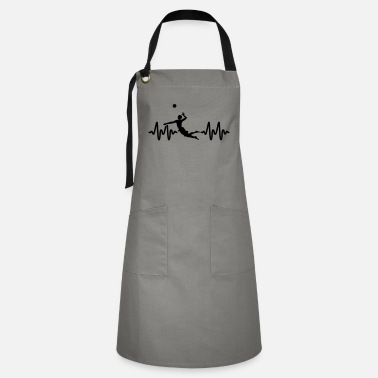 Volley beach volley - Artisan Apron