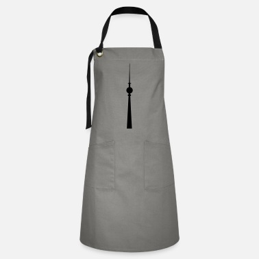 Radio Tower Radio Tower 1c - Artisan Apron