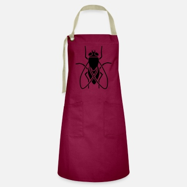 Fly-insect Insect - fly - Artisan Apron