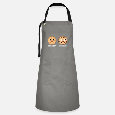 Animal Cookie puberty Funny cook or chef gift - Artisan Apron