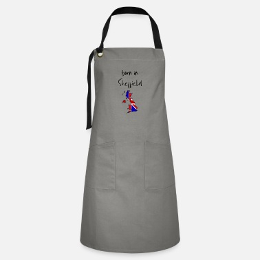 Winter Sheffield - Artisan Apron
