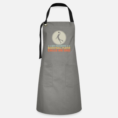 Rim Basketball Dad Father Father's Day Sport Apparel - Artisan Apron