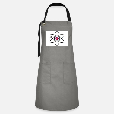 The Big Bang Theory Physics particles from The big bang theory gift idea - Artisan Apron
