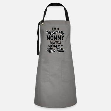 For Mommy TATTOOED MOMMY - Artisan Apron