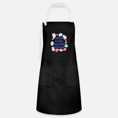 Bed With Satisfaction That energy though - Artisan Apron