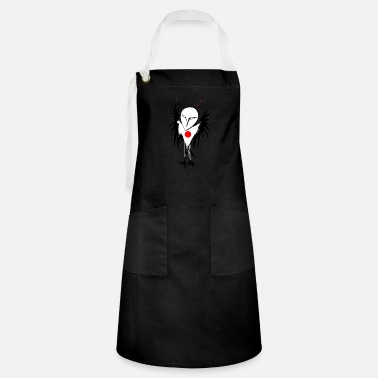calling mother ship - Artisan Apron