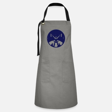 Girl Snatch Black small - Artisan Apron