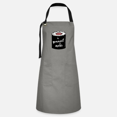 Foodie The Yummiest Maki / Yummy Sushi - Artisan Apron