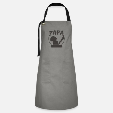 dad template - Artisan Apron
