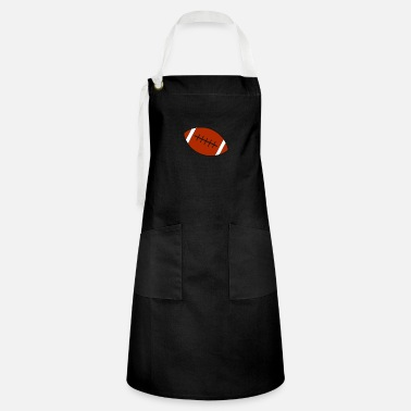 Rugby Rugby team football fan rugby team american football - Artisan Apron