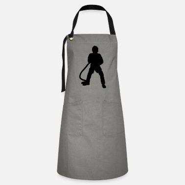 Lance firefighter position lance - Artisan Apron