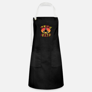 Red Yellow - Artisan Apron
