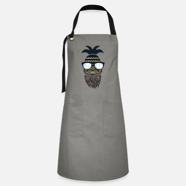 Glass Underwear Funny perfect hipster pineapple - Artisan Apron