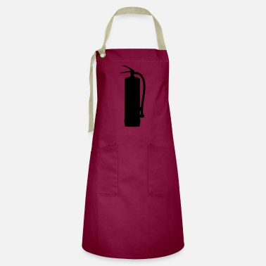 Fire Extinguisher fire extinguisher - Artisan Apron