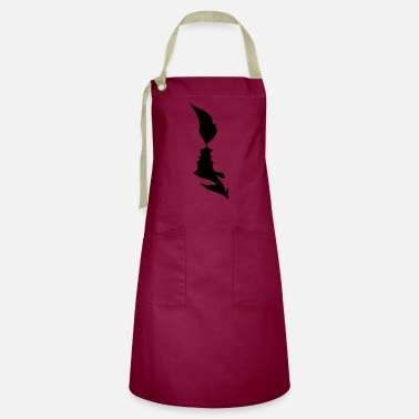 Profile Graphics Two profiles - Artisan Apron