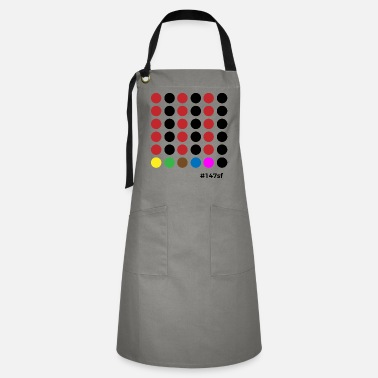 Snooker # 147sf - Artisan Apron