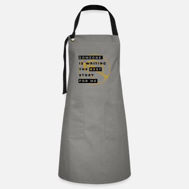 Story Stories - Artisan Apron