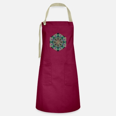 Hexagon hexagon - Artisan Apron