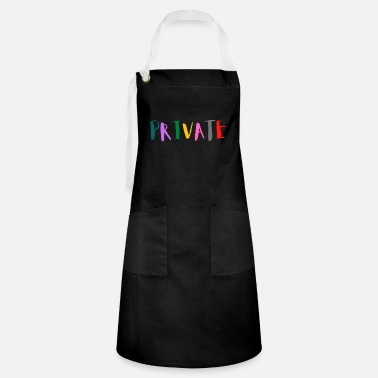 Privateer PRIVATE - Artisan Apron