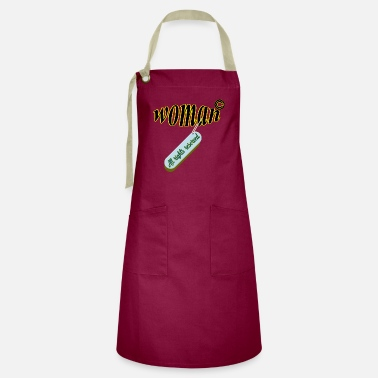 Right Woman Rights - Artisan Apron