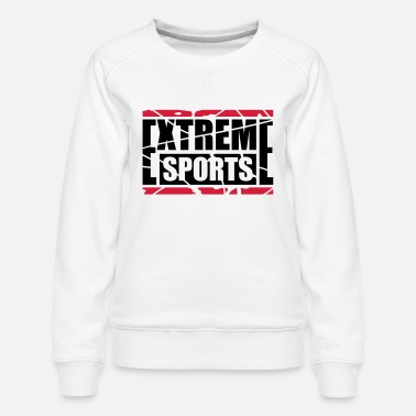 extreme_sports_ca2 - Women's Premium Sweatshirt