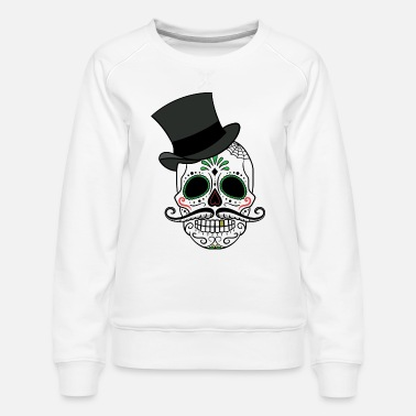 Day Of The Dead day of the dead - Women's Premium Sweatshirt