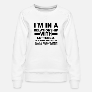Letterboxing relationship with LETTERBOXING - Frauen Premium Pullover
