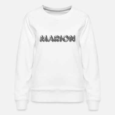 Name Day Marion name first name name day - Women's Premium Sweatshirt