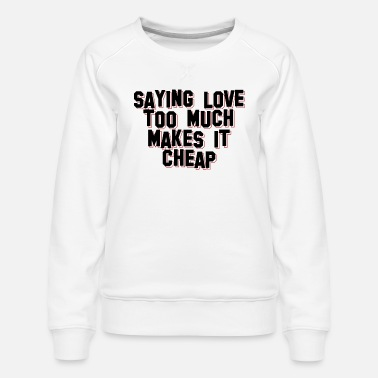Cheap cheap - Women's Premium Sweatshirt