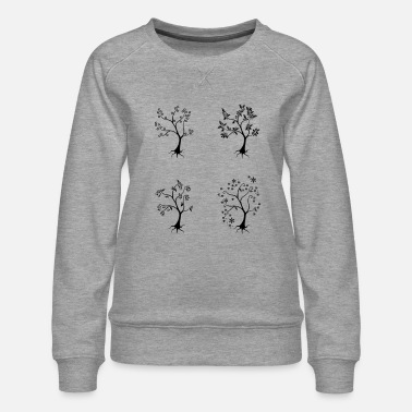 Season Seasons - Women's Premium Sweatshirt