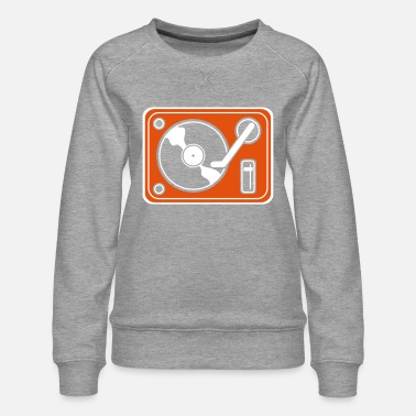 Turn Table Turn The Table - Women's Premium Sweatshirt