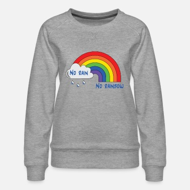 rainbow - Women's Premium Sweatshirt