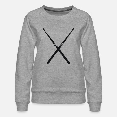 Queue Billard - Queue - Frauen Premium Pullover