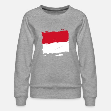 Monaco flagg Baby T skjorte | Spreadshirt