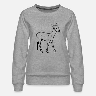Doe Doe - Women's Premium Sweatshirt