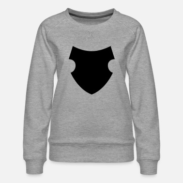 Shield Shield - Sweat ras-du-cou Premium Femme