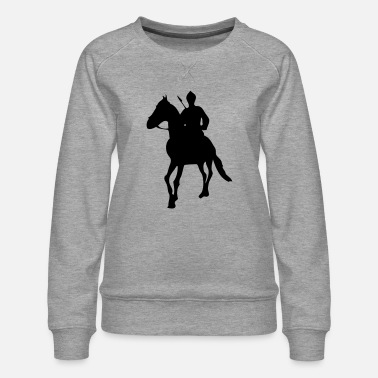 Sikh Warrior - Women's Premium Sweatshirt