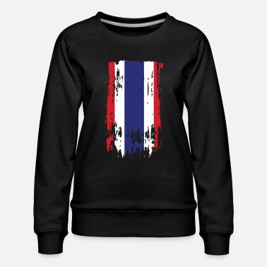 Thailand Thailand Thailand Thailand - Frauen Premium Pullover