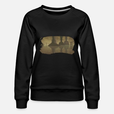 Form Lovecraftian Nightmare R'Lyeh - Women's Premium Sweatshirt