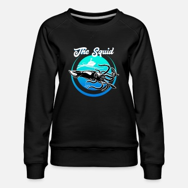 Squid Squid - Women's Premium Sweatshirt
