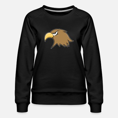 Beak Eagle beak - Women's Premium Sweatshirt