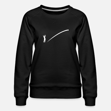 Golf golf - Women's Premium Sweatshirt