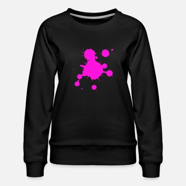 Paint Brush Paint Brush - Women's Premium Sweatshirt
