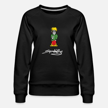 spliffy - Women's Premium Sweatshirt