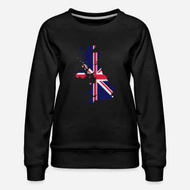 Great Britain Great Britain - Frauen Premium Pullover