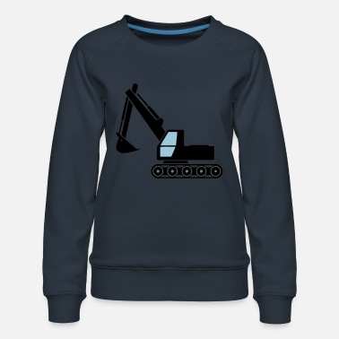 Drague Dragues - Sweat ras-du-cou Premium Femme