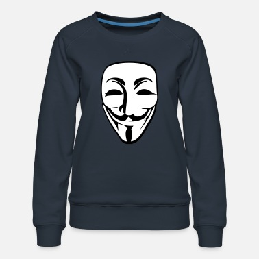 Anonymous Anonymous - Sweat ras-du-cou Premium Femme