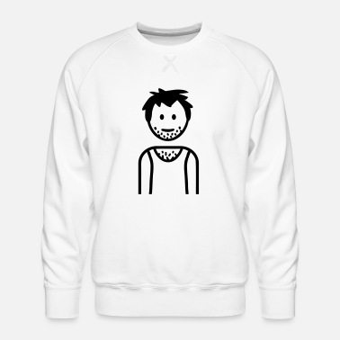Unemployed Unemployed - Men's Premium Sweatshirt