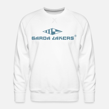 Garda Lakers logo - Men's Premium Sweatshirt
