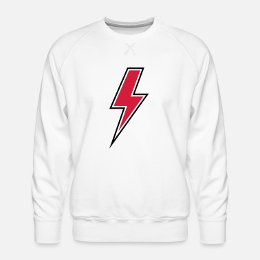 Lightning Lightning Bolt - Men's Premium Sweatshirt